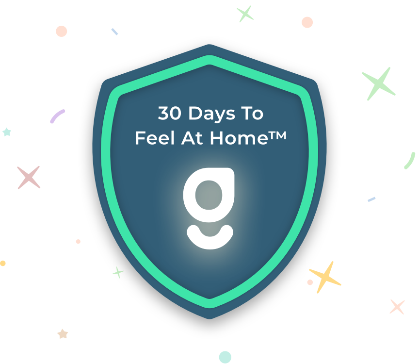 30 Days To Feel At Home Guarantee